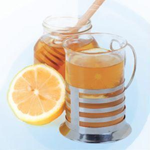 Agua con miel y limón